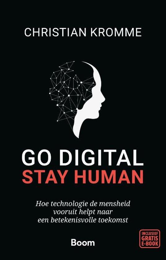 Go digital stay human