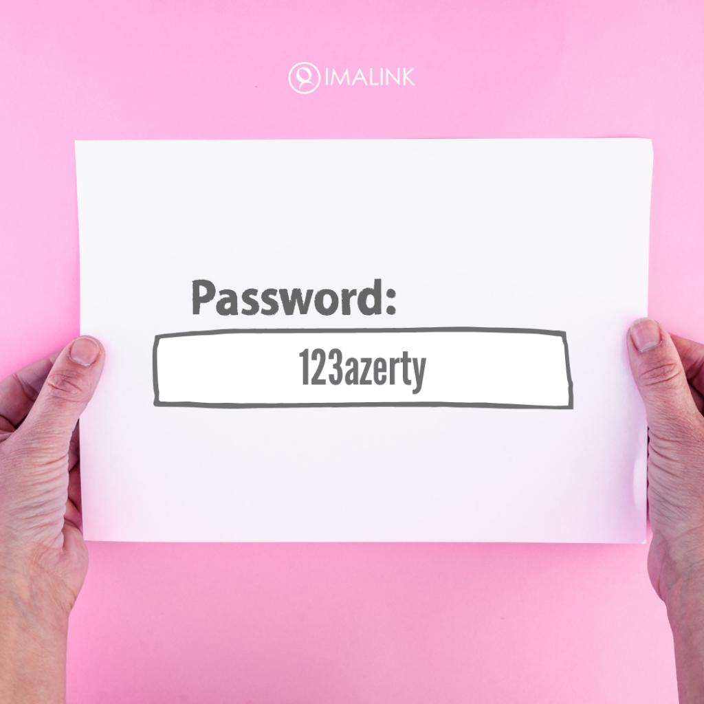 Verander je wachtwoord