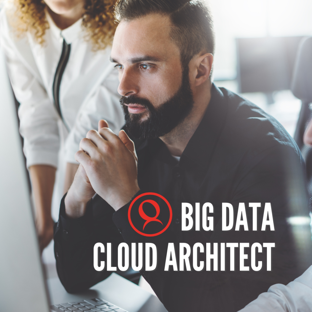 Big Data Cloud Architect