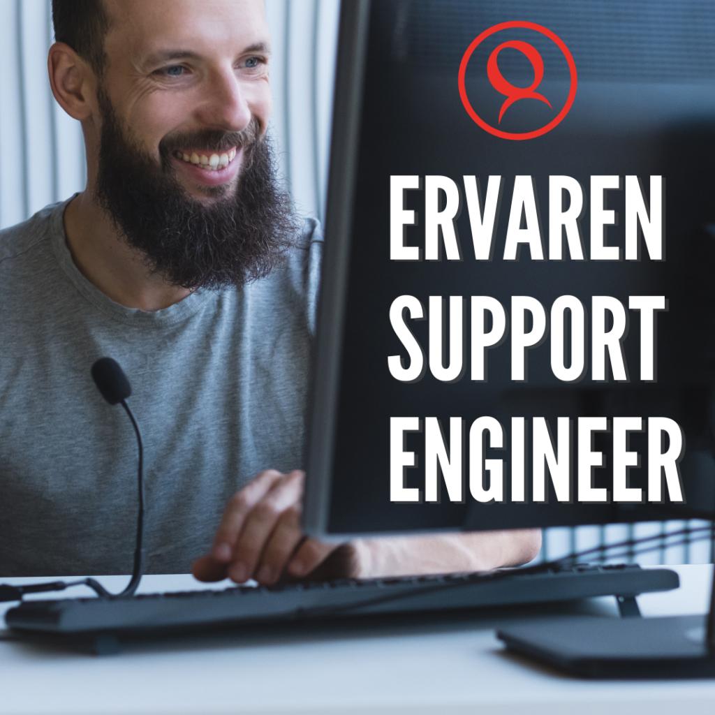 Ervaren Support Engineer