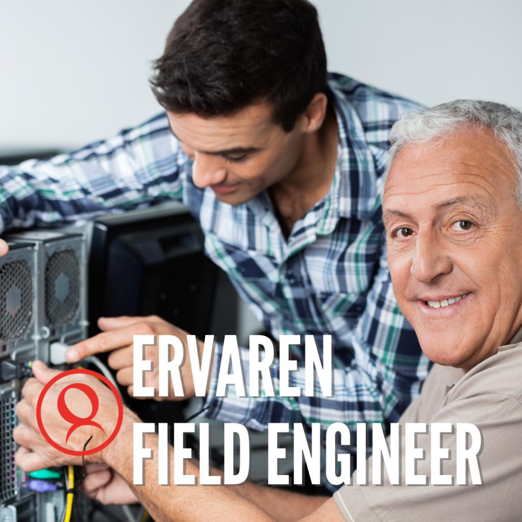 Ervaren Field Engineer