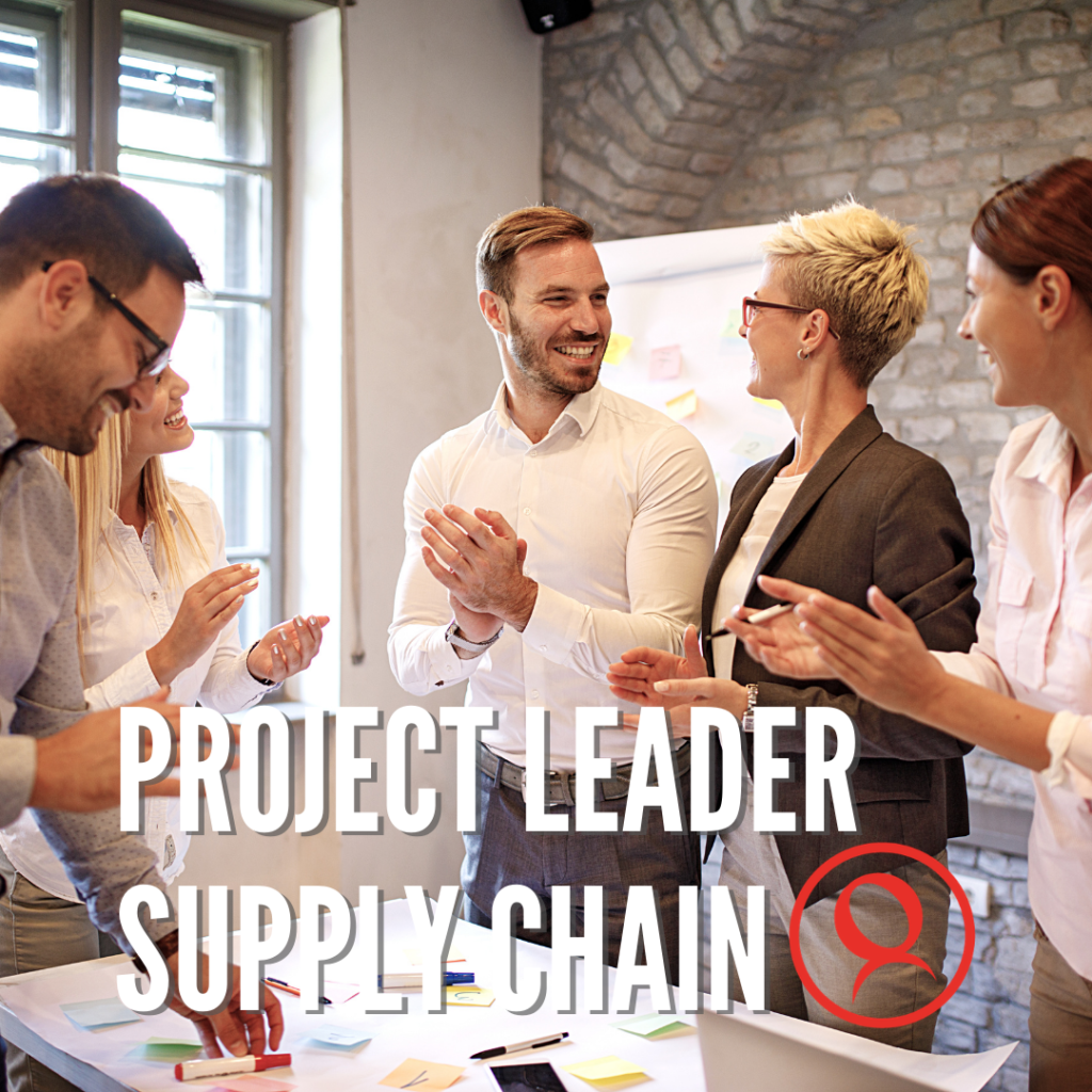 Project Leader Supply Chain