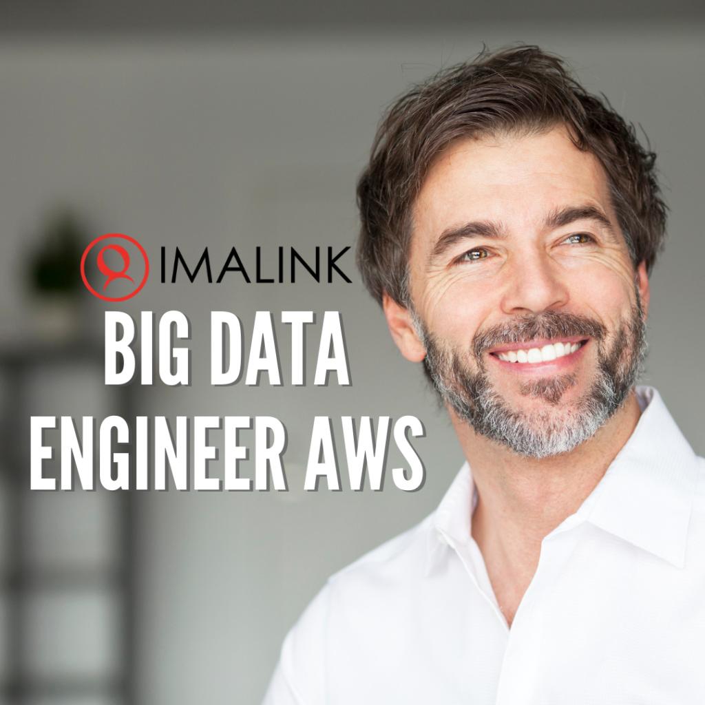 Big Data Engineer AWS