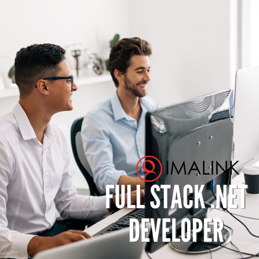 Full Stack .NET Developer
