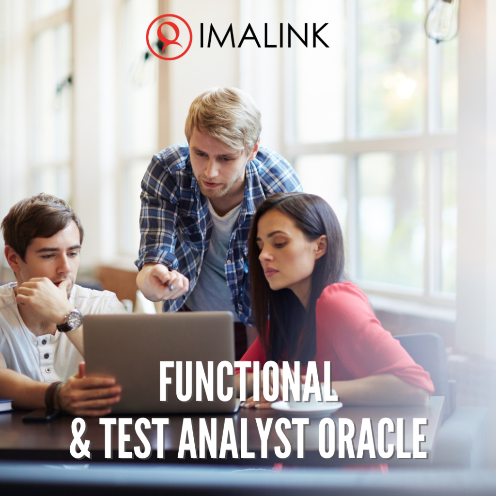 Functional & Test Analyst Oracle